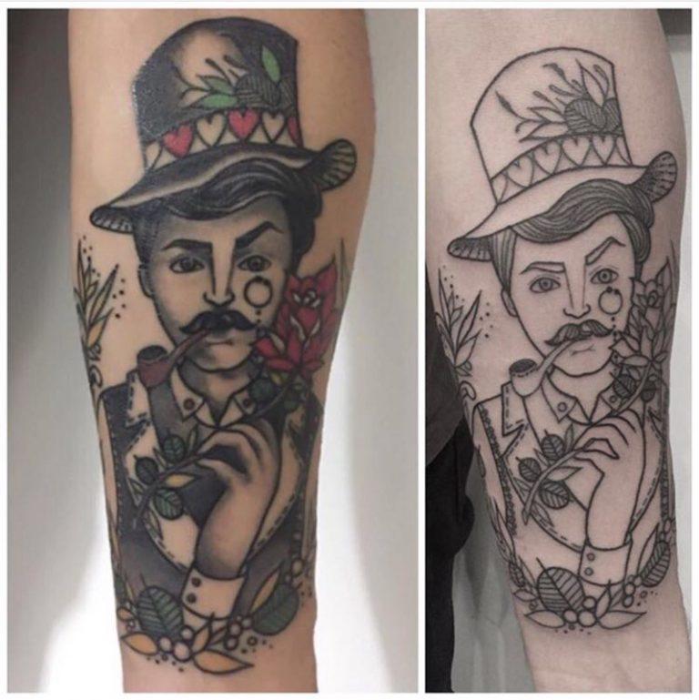 laser tattoo removal - tattoo removal - underground tattoos - london - EN1 1YY UK