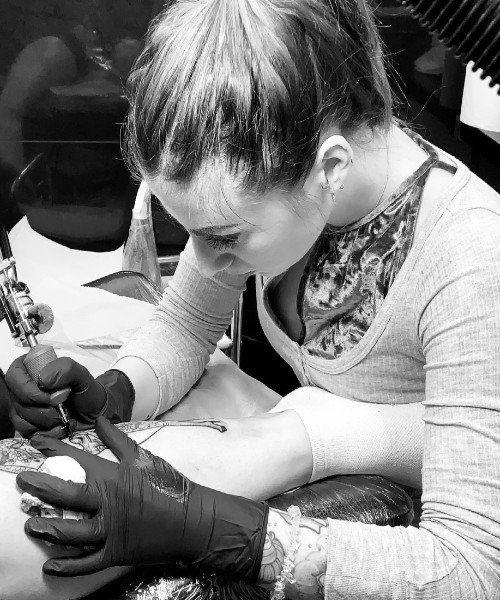 Talia - Tattoo Artist - Underground Tattoos Enfield